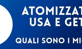 Cosa sono gli Atomizzatori Usa e Getta?