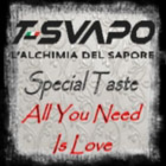 T-Svapo -  Aroma All You Need is Love