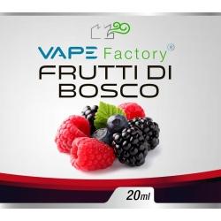 VapeFactory - Aroma Frutti di Bosco 20ml