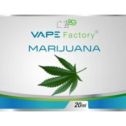 VapeFactory - Aroma Marijuana 20ml