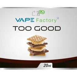 VapeFactory - Aroma Too Good 20ml (Cioccolato, Matshmallow, Graham Cracker)