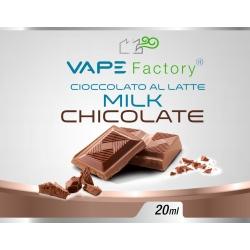 VapeFactory - Aroma Cioccolato al Latte 20ml