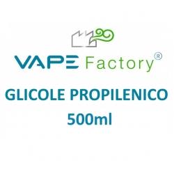 VapeFactory - Glicole Propilenico 500ml