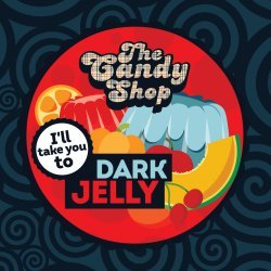 Big Mouth - The Candy Shop - Dark Jelly 10ml