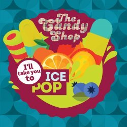 Big Mouth - The Candy Shop - Ice Pop 10ml