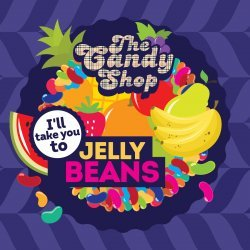 Big Mouth - The Candy Shop - Jelly Beans 10ml