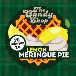 Big Mouth - The Candy Shop - Lemon Meringue Pie 10ml