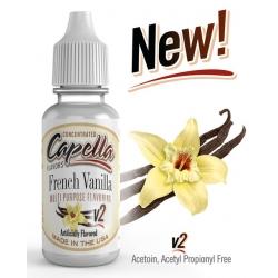 Capella Flavors - Aroma French Vanilla v2 13ml