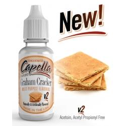 Capella Flavors - Aroma Graham Cracker v2 13ml