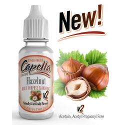 Capella Flavors - Aroma Hazelnut v2 13ml