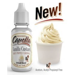 Capella Flavors - Aroma Vanilla Custard 13ml