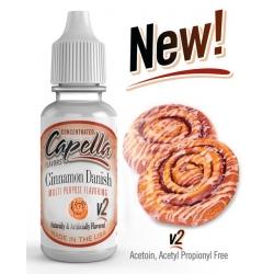 Capella Flavors - Aroma Cinnamon Danish Swirl v2 13ml