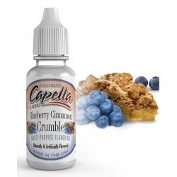 Capella Flavors - Aroma Torta con Mirtilli 13ml