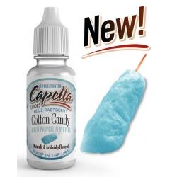 Capella Flavors - Aroma Zucchero Filato al Lampone Blu 13ml