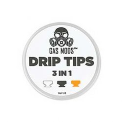 Gas Mods - Drip Tip 510 3 in 1