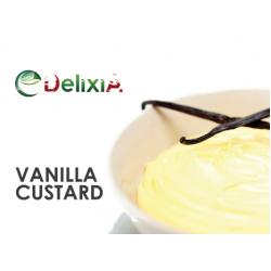 Delixia Aroma Organico Vaniglia Custard