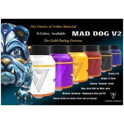 Desire Mad Dog RDA V2 Standard Version