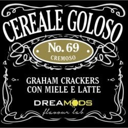 Dreamods - Aroma Cereale Goloso No.69 10ml