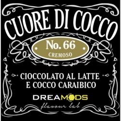 Dreamods - Aroma Cuore di Cocco No.66 10ml