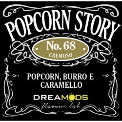 Dreamods - Aroma Popcorn Story No.68 10ml