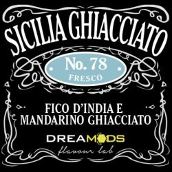 Dreamods - Aroma Sicilia Ghiaccato No.78 10ml