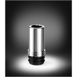 Fumytech - Drip Tip in Teflon e Inox