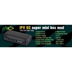 IPV D2 75w Box Mod