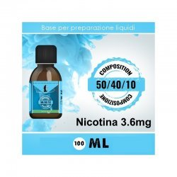 LOP - Base Neutra 504010 Nicotina 3.6mg 100ml TPD