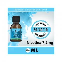 LOP - Base Neutra 504010 Nicotina 7.2mg 100ml TPD