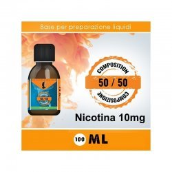 LOP - Base Neutra 5050 Nicotina 10mg 100ml TPD