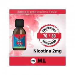 LOP - Base Neutra 7030 Nicotina 2mg 100ml TPD