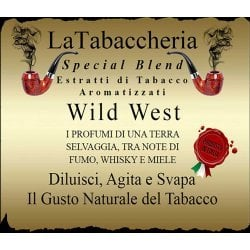 La Tabaccheria - Aroma Special Blend Wild West