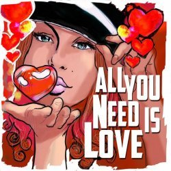 T-Svapo - Liquido All You Need is Love 10ml