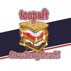 Food Fighter - Aroma Too Puft Strawberry Smash 20ml
