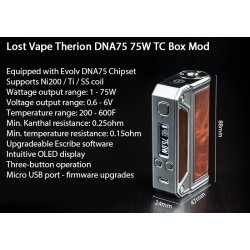 Lost Vape Therion EVOLV DNA 75W