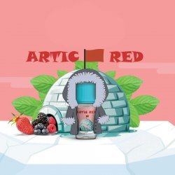 Nova Liquides - Aroma Artic Red 10ml