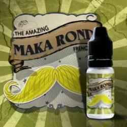 Revolute - Aroma High End Maka Rond - Meringa al Limone