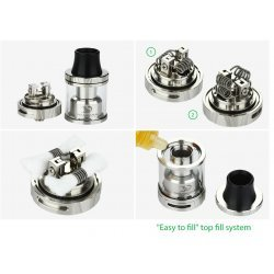 Tesla The Carrate 24 RTA Tank - 2.5ml