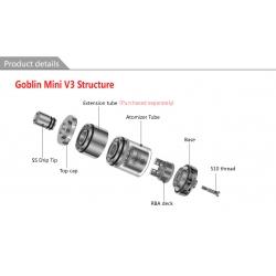 UD Goblin Mini V3 Glass Tube