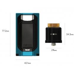 Wismec Luxotic DF Box con Guillotine V2