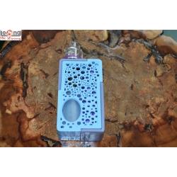 Yiloong Vape XBOX Squonk Mod-02 con Atomizzatore