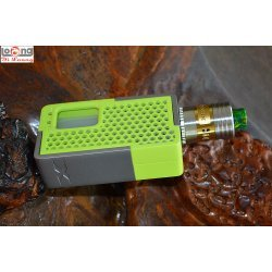 Yiloong Vape XBOX Squonk Mod-03 con Atomizzatore