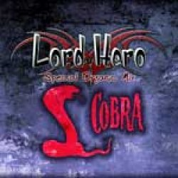Lord Hero - Aroma Concentrato Cobra 10ml