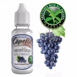 Capella Flavors - Aroma Concord Grape con Stevia 13ml