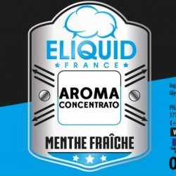 Eliquid France - Aroma Menta Fresca 10ml