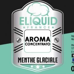 Eliquid France - Aroma Menta Glaciale 10ml