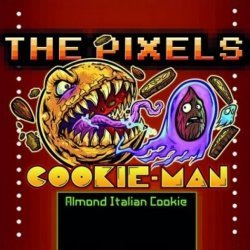The Pixels - Aroma Cookie Man 10ml