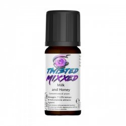 Twisted - Aroma Milk & Honey 10ml