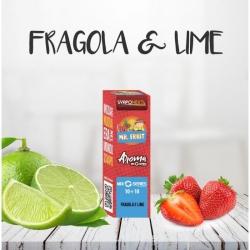 SvapoNext - Aroma Shot Series Fragola e Lime