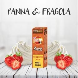 SvapoNext - Aroma Shot Series Panna e Fragola